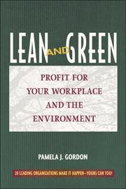 Lean and Green PDF
