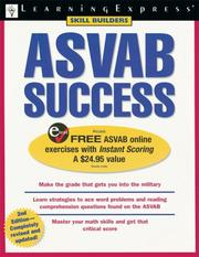 ASVAB Success, 2nd Edition (Asvab Success) PDF