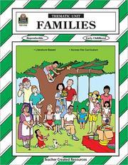 Families Thematic Unit PDF