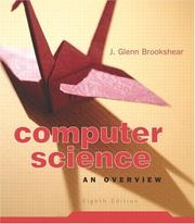 Computer science by J. Glenn Brookshear