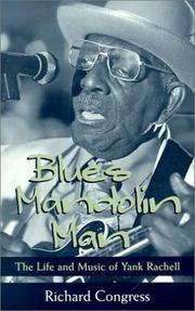 Blues Mandolin Man PDF