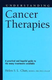 Understanding Cancer Therapies (Understanding Health & Sickness Series) PDF