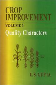 Crop Improvement PDF