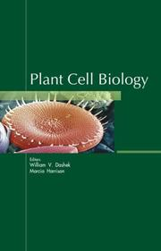 Plant Cell Biology PDF