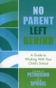 No Parent Left Behind PDF