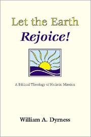 Let the Earth Rejoice PDF
