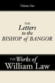 The Letters to the Bishop of Bangor, Vol. 1 PDF
