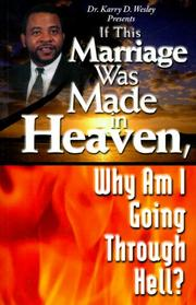 If this marriage was made in heaven, why am I going through hell? PDF