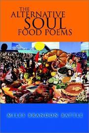 The alternative soul food poems PDF