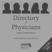 Directory of Physicians in the US 2007 (AMA CD-ROM for 10 to 19 Users) PDF