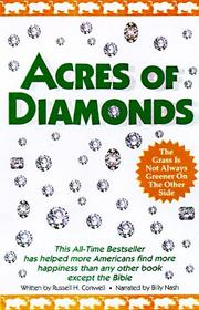 Acres of Diamonds by Russell Herman Conwell