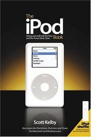 The iPod book by Scott Kelby