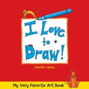 My very favorite art book by Jennifer Lipsey
