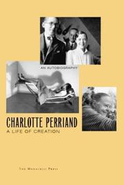Charlotte Perriand by Charlotte Perriand