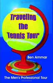 Traveling the Tennis Tour PDF