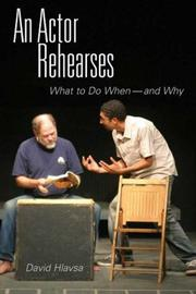 An Actor Rehearses PDF