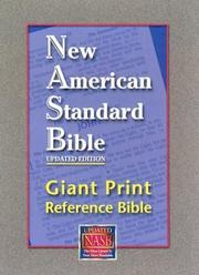 NASB Giant-Print Reference Bible PDF