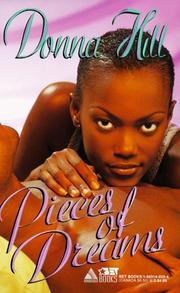 Pieces of dreams by Hill, Donna