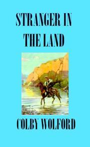 Stranger in the land PDF