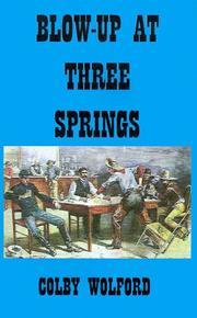 Blow-up at Three Springs PDF