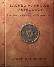 Sacred Marriage Astrology the Soul's Desire for Wholeness PDF