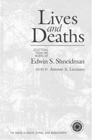 Lives and Deaths PDF
