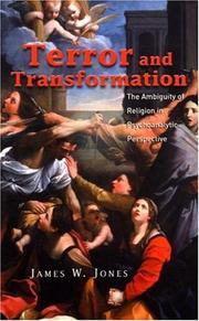 Terror and transformation PDF