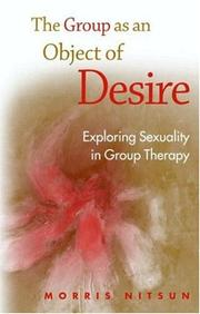 The Group as an Object of Desire PDF