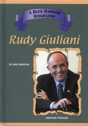 Rudy Giuliani by John Bankston