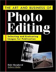 The art and business of photo editing PDF