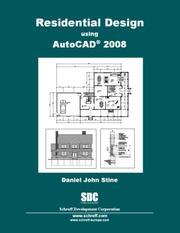 Residential Design Using AutoCAD 2008 PDF