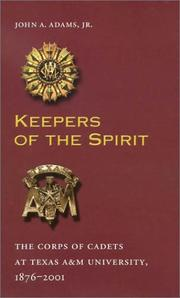 Keepers of the Spirit PDF