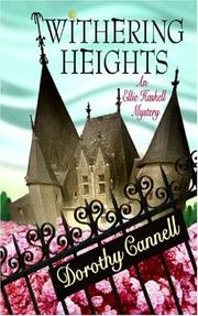Withering Heights (An Ellie Haskell Mystery) by Dorothy Cannell