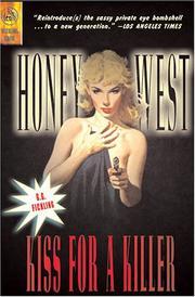 Honey West PDF