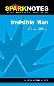 Spark Notes Invisible Man PDF