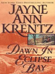 Cover of: Dawn in Eclipse Bay by Jayne Ann Krentz