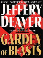 Garden of Beasts PDF