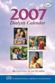 Weekly Calendar 2007 PDF