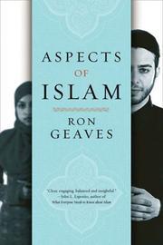 Aspects of Islam PDF