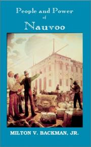 People and Power of Nauvoo PDF