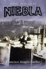 Cover of: Niebla by Miguel de Unamuno