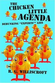 Chicken Little Agenda by Robert G. Williscroft