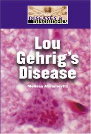 Lou Gehrigs disease by Melissa Abramovitz