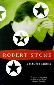 A flag for sunrise by Robert Stone