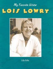 Lois Lowry (My Favorite Writer) PDF