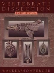 Vertebrate dissection by Warren F. Walker