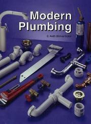 Modern plumbing by E. Keith Blankenbaker