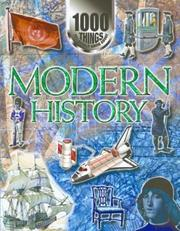 Modern History (1000 Things You Should Know About...) PDF