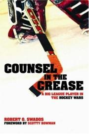 Counsel in the crease by Robert O. Swados