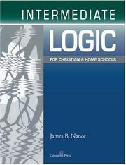 Intermediate Logic PDF